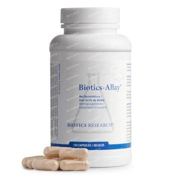Biotics Bio-Allay 120 kapsel
