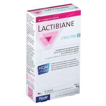 Lactibiane C'disis 10M 30 gélules souples