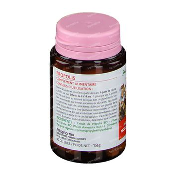 Arkocaps Propolis Bio 40 capsules