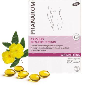 Pranarôm Bien-Ềtre des Femmes Bio 30 capsules