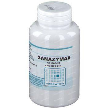 VitaSwitch Sanazymax 800mg 90 capsules
