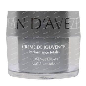Jean D'Aveze Crème de Jouvence Droge Huid 50 ml