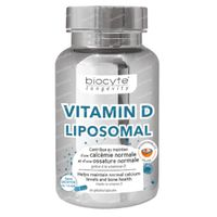 Biocyte Vitamine D Liposomal 30  capsules