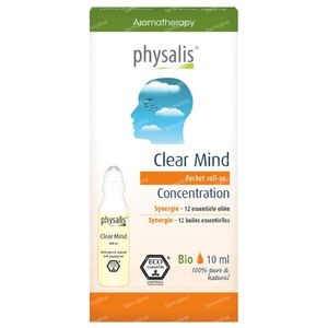 Physalis Roll-on Clear Mind 10 ml
