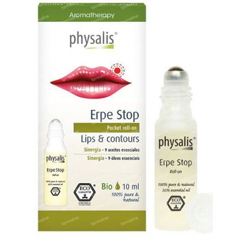 Physalis Synergie Erpe Stop Roll-On Bio 10 ml
