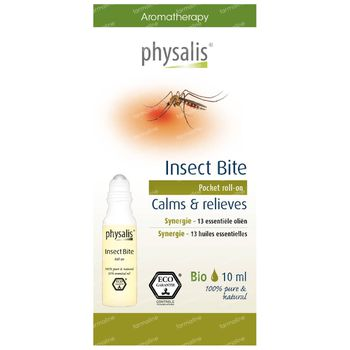 Physalis Roll-on Insect Bite Bio 10 ml