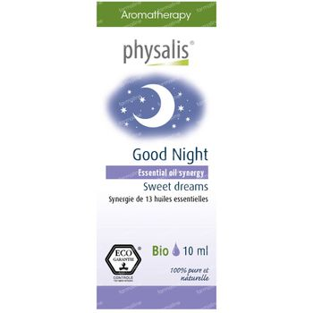 Physalis Synergie Good Night Roll-On Bio 10 ml