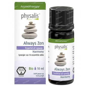 Physalis Synergie Always Zen Bio 10 ml