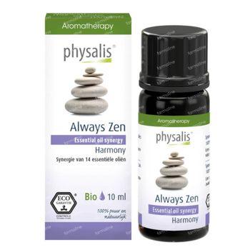 PhysalisMassage Always ZenBio 100 ml huile