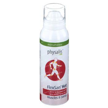 Physalis Active Spray FlexSan Hot 100 ml
