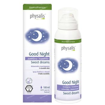 Physalis Aromaspray Good Night 100 ml