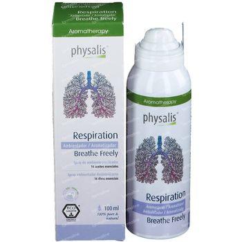 Physalis Aromaspray Respiration 100 ml
