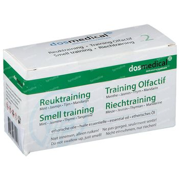 Dos Medical Reuktraining Set 2 4x1,5 ml