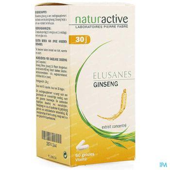 Elusanes Ginseng 60 capsules