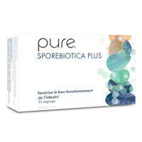 Pure Sporebiotica+ 30  capsules