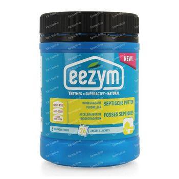 Eezym Versneller Septische Putten 26 zakjes