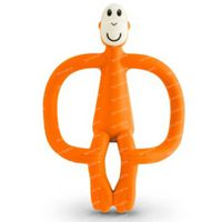 Matchstick Monkey Anneau de Dentition Orange 1 pièce