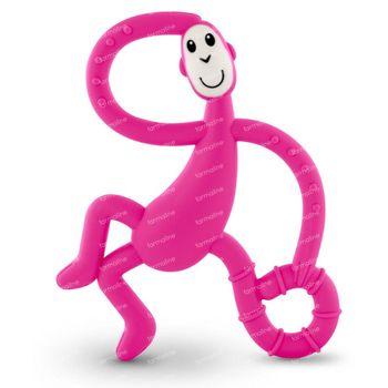Matchstick Monkey Dancing Beißring Rosa 1 st