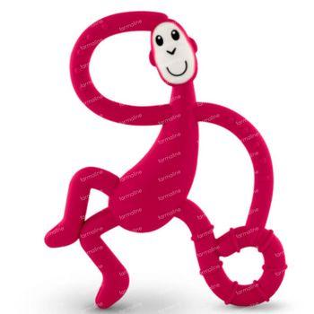 Matchstick Monkey Dancing Beißring Rubin 1 st