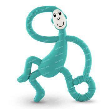 Matchstick Monkey Dancing Anneau de Dentition Vert 1 pièce