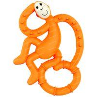 Matchstick Monkey Mini Anneau de Dentition Orange 1 pièce