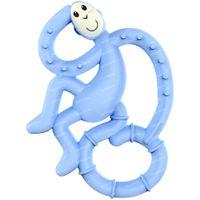 Matchstick Monkey Mini Anneau de Dentition Bleu Clair 1 pièce