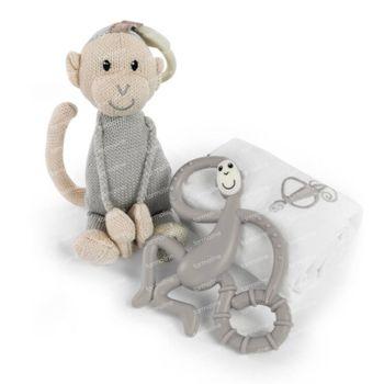 Matchstick Monkey Gift Set Grijs 1 set