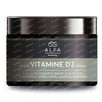 Alfa Vitamine D3 + 30 Gélules GRATUIT 90+30  gélules souples
