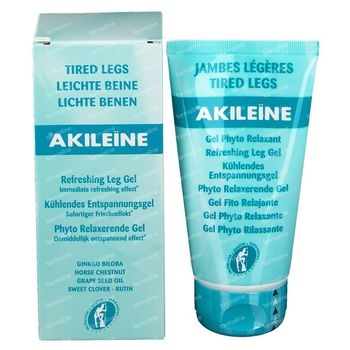 Akileïne Jambes Légères Gel Phyto Relaxant 150 ml
