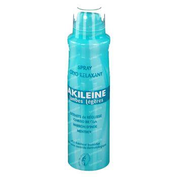 Akileïne Spray Cryo-Relaxant Jambes Légères 150 ml