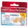Mercurochrome Familiepleisters 50+18 stuks
