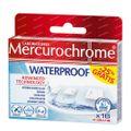 Mercurochrome Pansement Bain