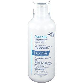 Ducray Dexyane Crème Émollient Anti-Grattage Nouvelle Formule 400 ml
