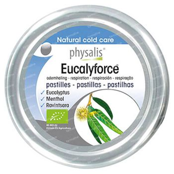 Physalis Eucalyforce Pastilles 45 g