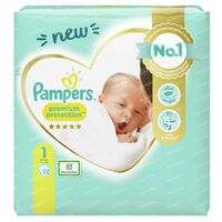 Pampers Premium Protection Carry S1 22 st