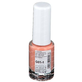 Eye Care Ultra Vernis 1556 Corail 5 ml