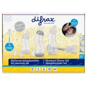 Difrax Startersset Pasgeborenen 1 set