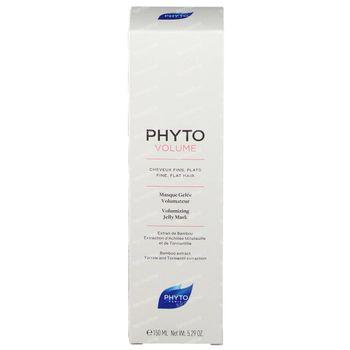 Phyto Phytovolume Masque Gelée Volumateur Cheveux Fins et Plats 150 ml