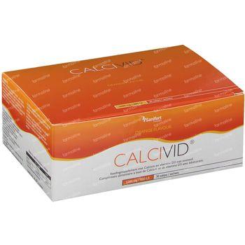 Calcivid 1000mg/880ie Orange 30 sachets