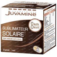 Juvamine Sublimateur Solaire 60  gélules souples