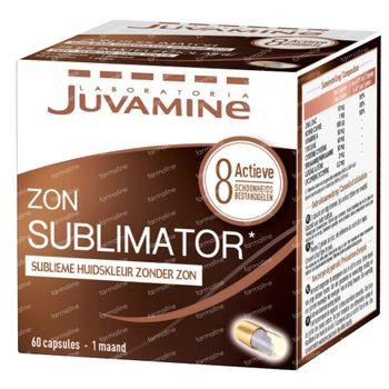 Juvamine Zon Sublimator 60 softgels