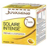 Juvamine Solaire Intense 30  capsules