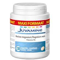 Juvamine Mariene Magnesium + Vitamine B6 120  tabletten
