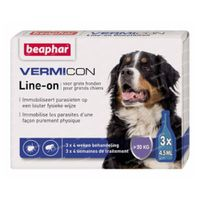 Vermicon Line-On Grote Hond 3x4.5 ml