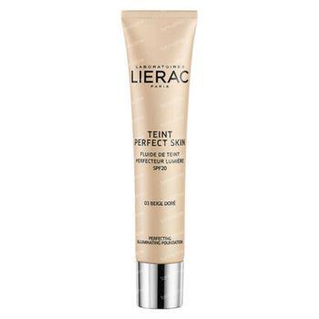 Lierac Teint Perfect Skin SPF20 03 Beige Doré 30 ml