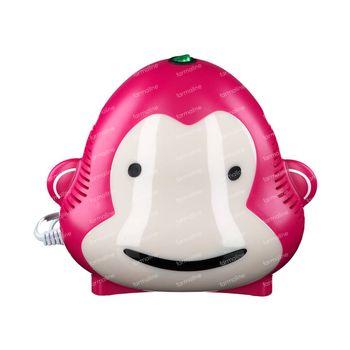 Fisamed Aero Monkey Compressor Rose 1 pièce