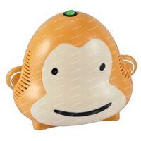 Fisamed Aero Monkey Compressor Geel 1 stuk