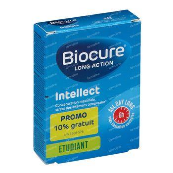 Biocure Intellect Long Action Student Prix Reduit 40 comprimés