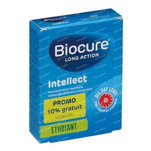 Biocure Intellect Long Action Student Verlaagde Prijs 40 tabletten