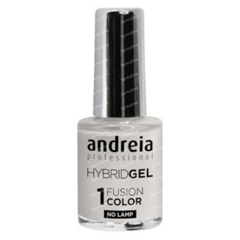 Andreaia Vernis à Ongles Hybrid Gel H73 Flocon de Neige 10,5 ml